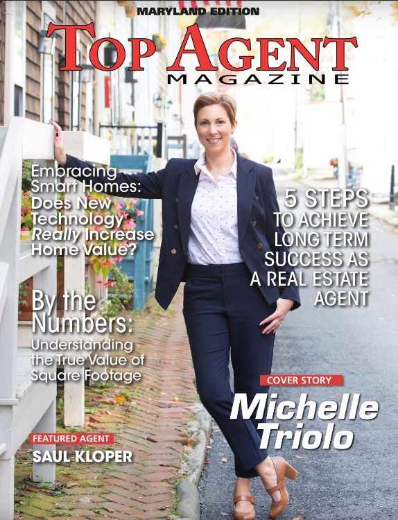 Michelle Triolo Top Real Estate Agent in Maryland